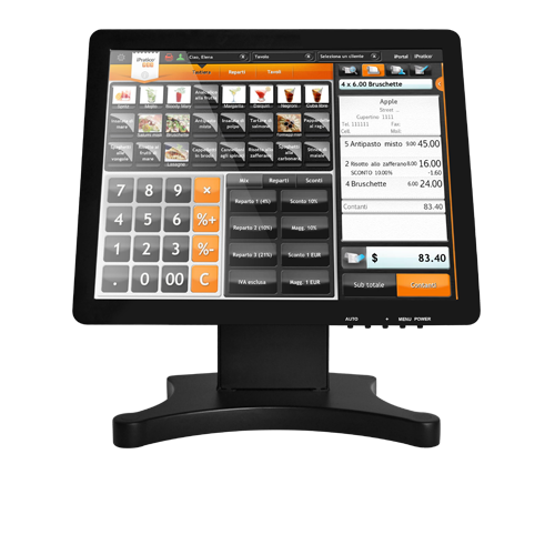 Reliable Touch Screen Monitor for your Business