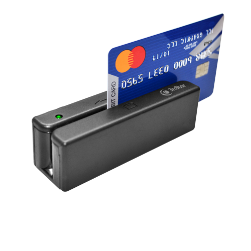 point of sale magnetic stripe reader