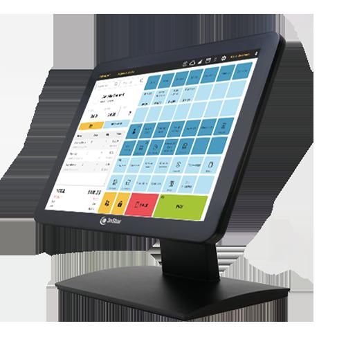 Monitor Táctil Capacitivo de 15 » sin Bisel (TCM006)